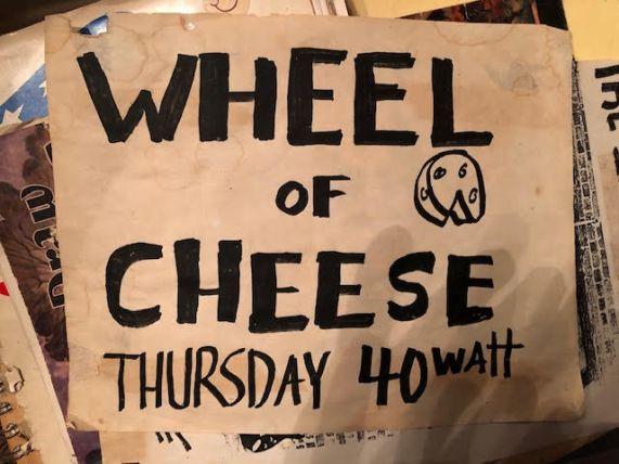 wheel o cheese